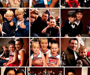 glee, acbjs, and cute image