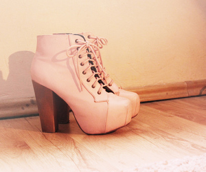 shoes, pink, and pretty image