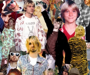 kurt cobain and nirvana image