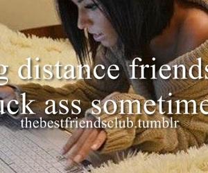 ass, best friends, and friendship image