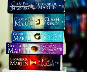 books and game of thrones image