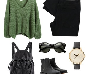 ankle boots, cozy, and fashion image