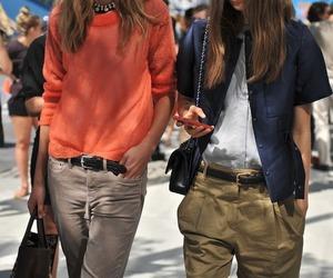 fashion, model, and girl image