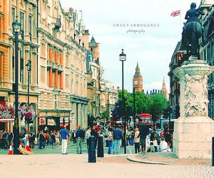Big Ben, city, and england image