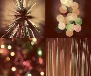blur, christmas, and colourful image