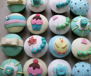 cupcake and colorful image