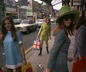 london, carnaby street, and fashion image