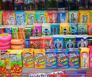 gum and candy image
