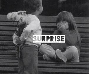 love, kids, and surprise image