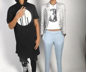 jaden smith, willow smith, and swag image
