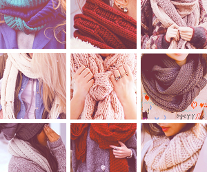 scarf and style image