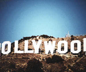 hollywood and city image