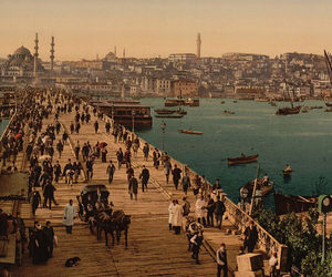 city, historical, and istanbul image