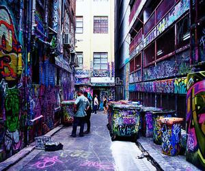 art, street, and graffiti image