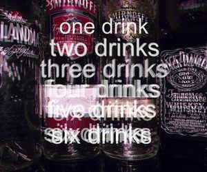 drink, drunk, and alcohol image