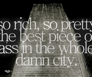 ass, rich, and typography image