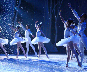 ballet and winter image