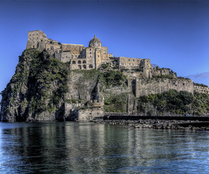 castle, hdr, and italy image