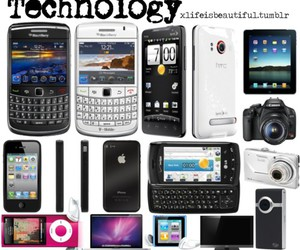 blackberry, digital camera, and droid image