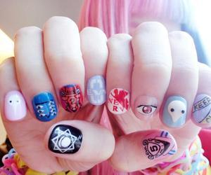 nails evangelion image