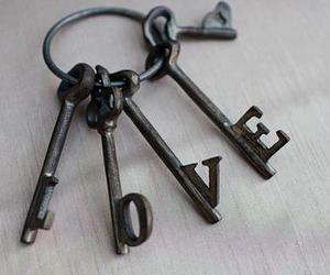beautiful, feelings, and keys image