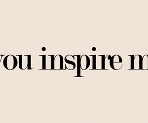inspire, text, and you image