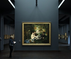 art, painting, and musee d'orsay image