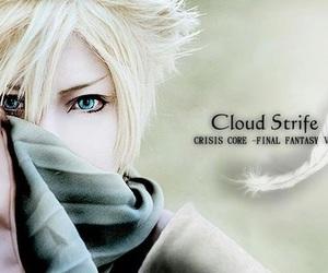 anime, cloud strife, and cosplay image