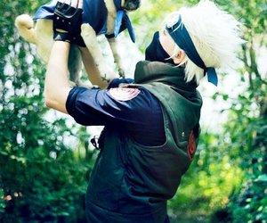 cosplay, kakashi, and naruto image