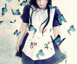 alice, cosplay, and game image