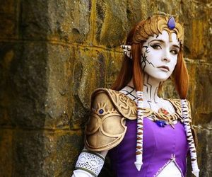cosplay and zelda image