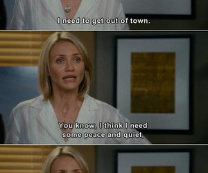 cameron diaz and the holiday image