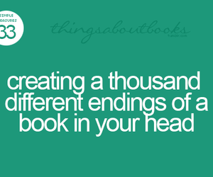 book, different, and ending image