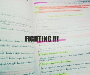 biology, fighting, and lesson image