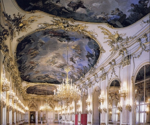 art, baroque, and house image