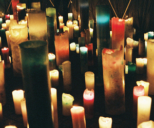 candle and light image