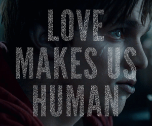 warm bodies, r, and love image