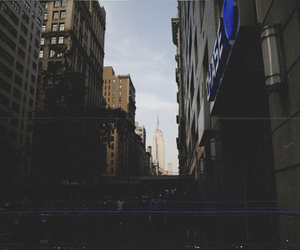 new york, photography, and city image