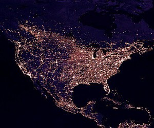 country and lights image