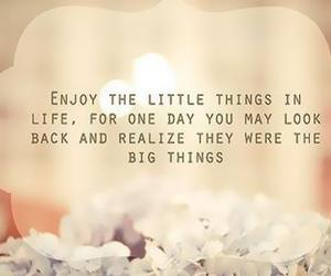 little, quote, and things image