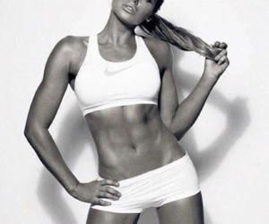 fitness, fit, and abs image