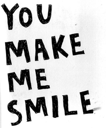 smile, you, and quotes image