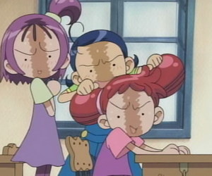 aiko, magical doremi, and onpu image