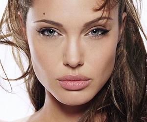 Angelina Jolie, angelina, and eyes image