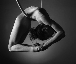 circus and aerial hoop image