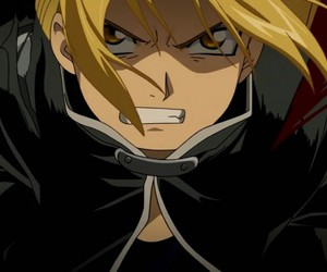 edward elric, anime, and edward image