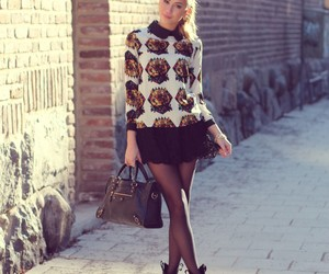 fashion, kenza, and look image