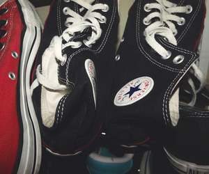 all star, fashion, and vintage image