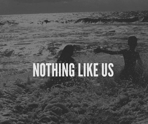 love, us, and nothing image