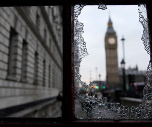 london and window image